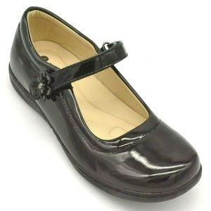 Easy Strider Girls Flower Strap Shoe 7 New